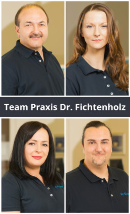 Pneumologie-Zuffenhausen: Team Collage