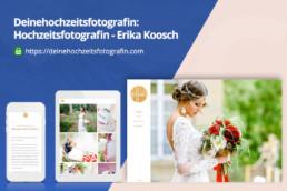 Deinehochzeitsfotografin - Webdesing by Zorg-Design