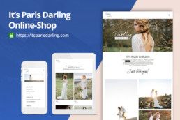It's Paris Darling - Online-Shop