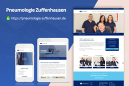 Pneumologie-Zuffenhausen - Webdesing by Zorg-Design