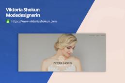 Viktoria Shokun - Webdesing by Zorg-Design
