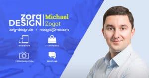 Zorg-Design / Webdesign, Fotografie, Beratung